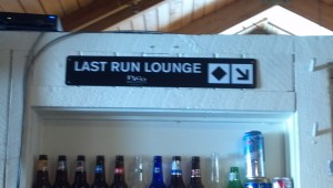 Last Run Lounge at Pico